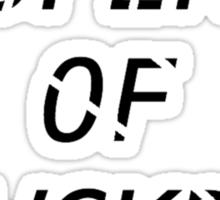Property Of Wicked Sticker