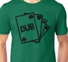 V Dub Cards  Car Unisex T-Shirt
