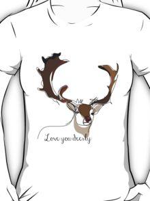 Deerly T-Shirt