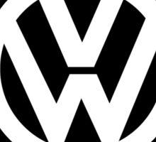 VW Iron Cross - Car T-shirt Sticker