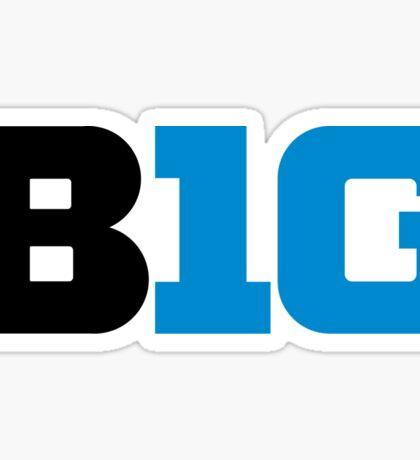 Big Ten Sticker