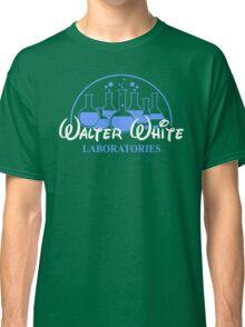 Walter White Laboratories T Shirt Breaking Pinkman Bad AMC Heisenberg Mr White Classic T-Shirt