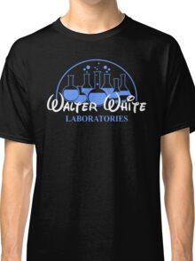 Walter White Laboratories T Shirt Breaking Pinkman Bad AMC Heisenberg Mr White Classic T-Shirt