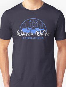 Walter White Laboratories T Shirt Breaking Pinkman Bad AMC Heisenberg Mr White Unisex T-Shirt