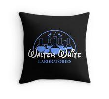 Walter White Laboratories T Shirt Breaking Pinkman Bad AMC Heisenberg Mr White Throw Pillow