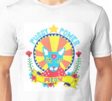 Pussy Power Unisex T-Shirt