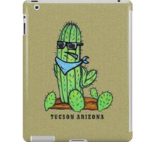Graffiti Desert Bandit iPad Case/Skin