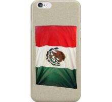 Mexican Flag iPhone Case/Skin