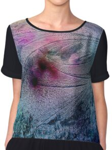 Jack Frost's Scribbles 2 Chiffon Top