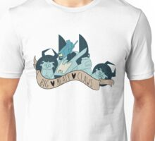 BIG ♥ MEATY ♥ CLAWS Unisex T-Shirt