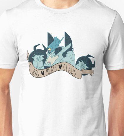 BIG ♥ MEATY ♥ CLAWS Unisex T-Shirt