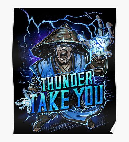 Thunder God Poster
