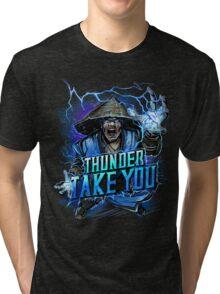 Thunder God Tri-blend T-Shirt