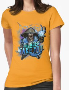 Thunder God Womens Fitted T-Shirt