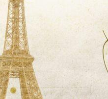 Paris Sticker