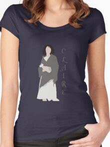 Claire Randall - Outlander Women's Fitted Scoop T-Shirt