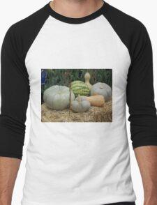 Pumpkin Patch Men's Baseball ¾ T-Shirt