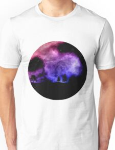 Spaced Out Love Birds Unisex T-Shirt