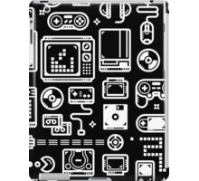 Retro Gamer Video Game Consoles, PC's, Controllers, Joysticks and Gamepads iPad Case/Skin