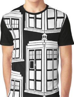 Tardis Graphic T-Shirt