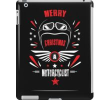 MERRY CHRISTMAS  iPad Case/Skin
