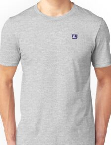 New York Giants Unisex T-Shirt