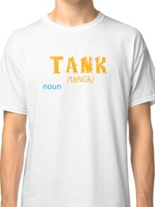 Funny Tank Shirt WoW T-Shirt Gaming Classic T-Shirt