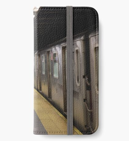 Subway 86th St iPhone Wallet/Case/Skin