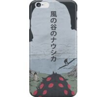 Nausicaä of the Valley of the Wind poster iPhone Case/Skin