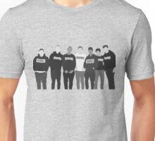 Sidemen XIX | Ksi, Toby, YouTubers, Miniminter, FIFA, EA Unisex T-Shirt