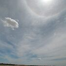 Halo Over Temora Airport 2010 by muz2142