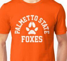 palmetto state arch crest white Unisex T-Shirt