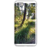 bushland edge iPhone Case/Skin