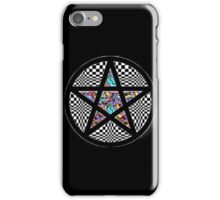Pentacle Of Trippy iPhone Case/Skin