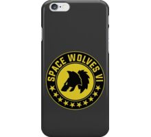 Space Wolves - Warhammer iPhone Case/Skin