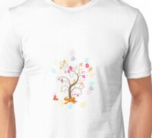 Happy easter wish Unisex T-Shirt