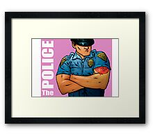 The Police Framed Print