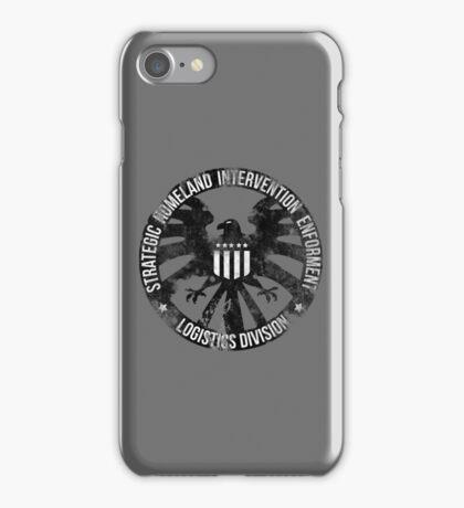 Vintage Stlye S.H.I.E.L.D  iPhone Case/Skin