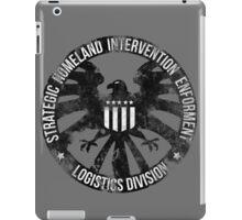 Vintage Stlye S.H.I.E.L.D  iPad Case/Skin