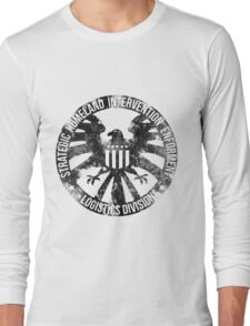Vintage Stlye S.H.I.E.L.D  Long Sleeve T-Shirt