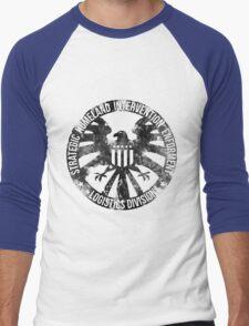 Vintage Stlye S.H.I.E.L.D  Men's Baseball ¾ T-Shirt