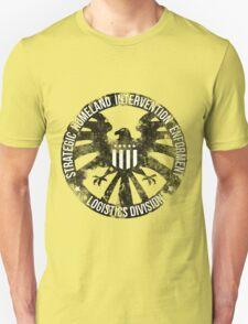Vintage Stlye S.H.I.E.L.D  T-Shirt