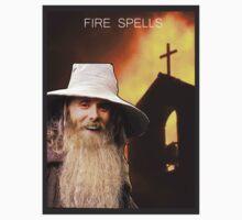 Varg Vikernes LOTR Fire Spells by Mattw0x