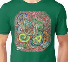 Candy Cane Fantasy - 112616 Unisex T-Shirt