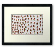 Wallpaper - Mice Framed Print