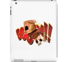 Rocketeer small iPad Case/Skin