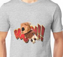 Rocketeer small Unisex T-Shirt