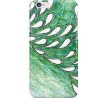 Wallpaper - Droplets iPhone Case/Skin