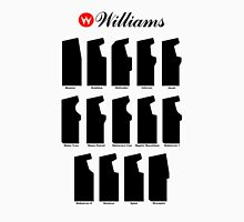 Williams Arcade Cabinets Unisex T-Shirt