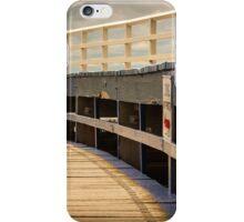 Geelong Board-walk. iPhone Case/Skin